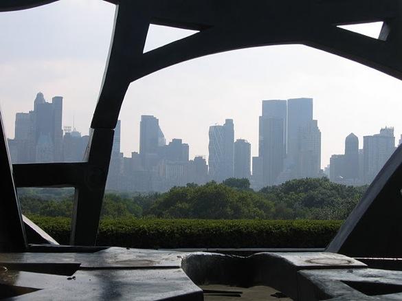Central Park Through Sculpture