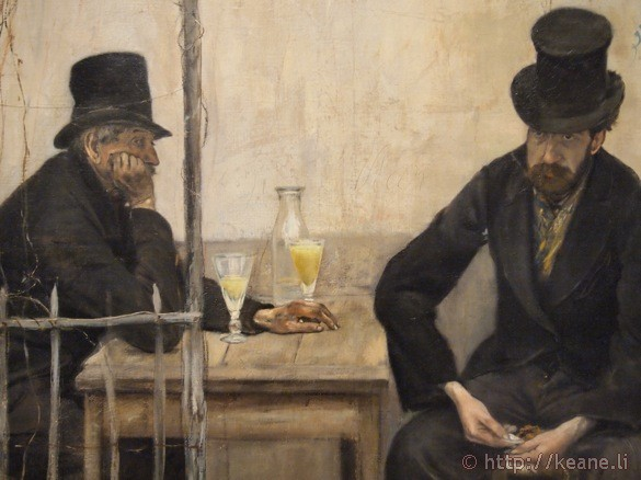Photo of The Absinthe Drinkers