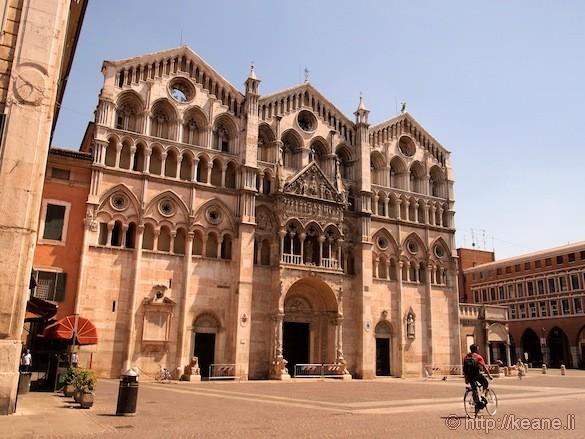 Palio di Ferrara - Palazzo