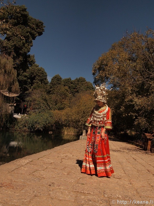 Old meets new in Lijiang during the COART international artists festival