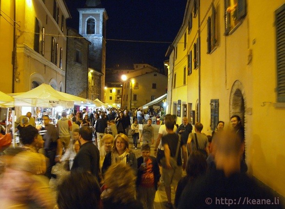 Artisti in Piazza - A party in the streets of Pennabilli