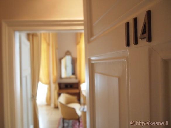 Grand Hotel Rimini - Room 114