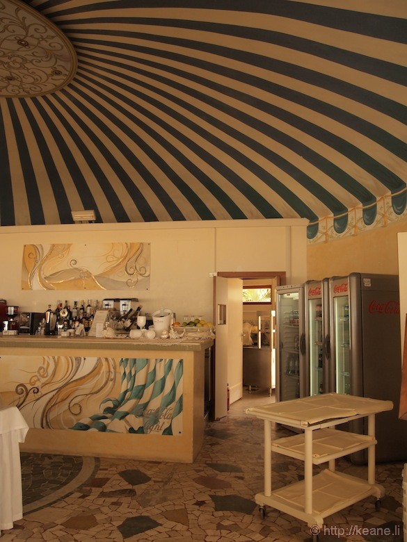 Grand Hotel Rimini - Beach bar