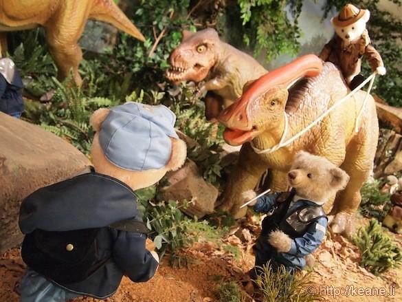 Teddy Bear Museum in South Korea