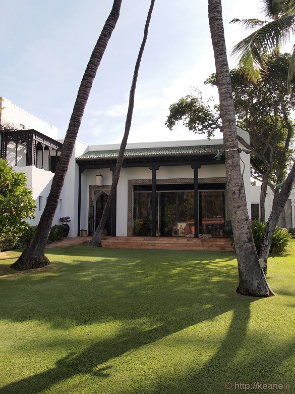Doris Duke's Shangri La on Oahu