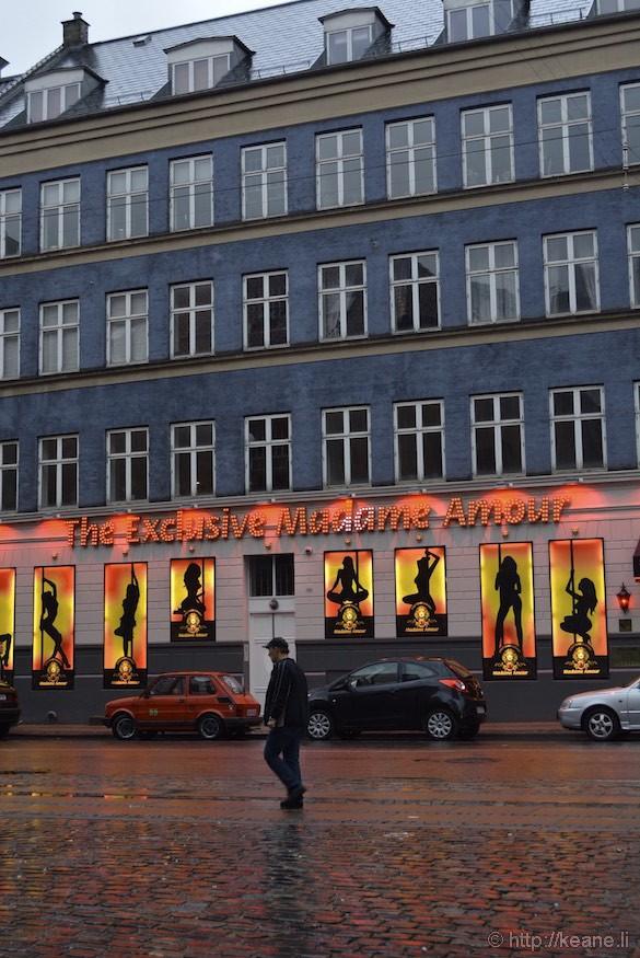 The Exclusive Madame Amour Copenhagen
