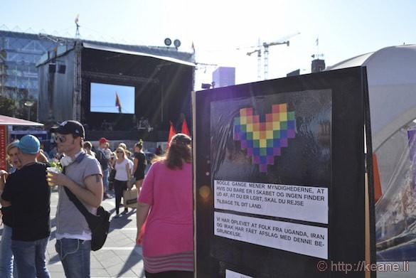Copenhagen Gay Pride 2014