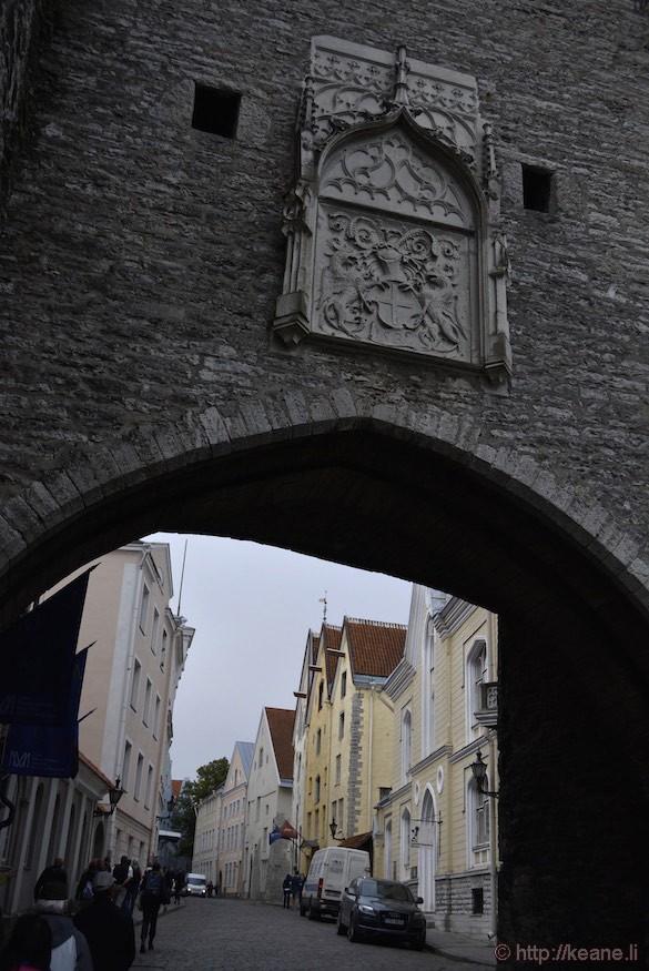 Tallinn City Gate