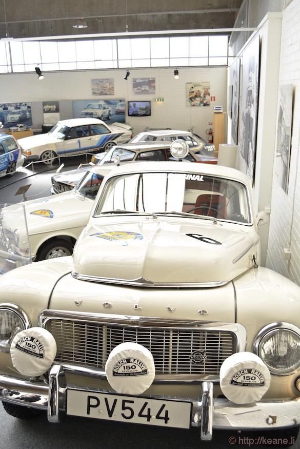 Volvo Museum in Gothenburg