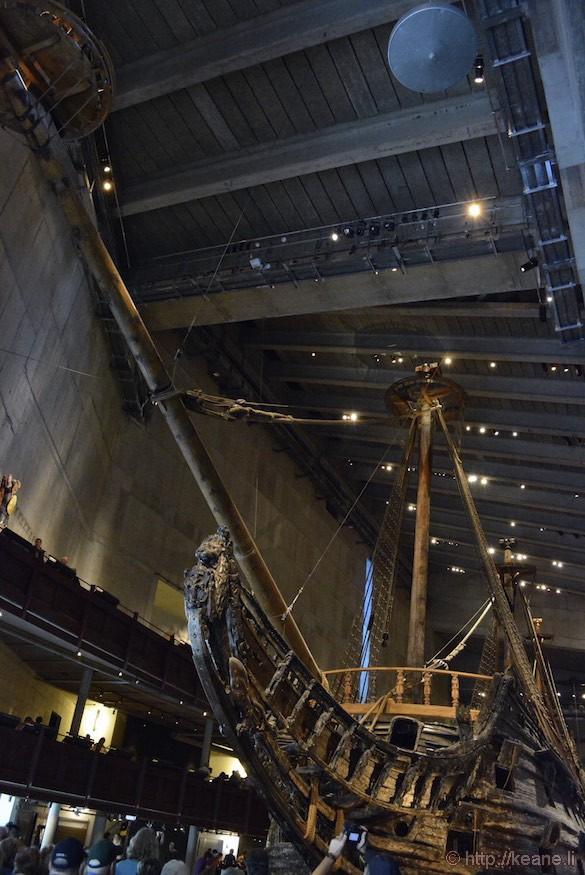 Vasa Museum in Stockholm