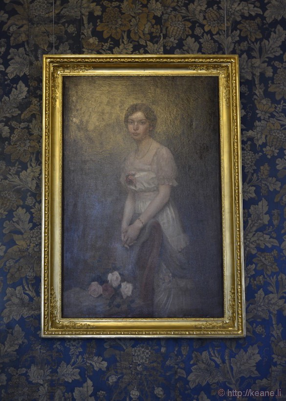 Painting in Yusupov Palace