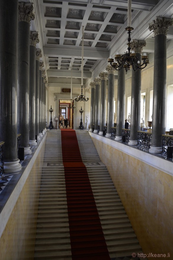 Hallway in the Hermitage