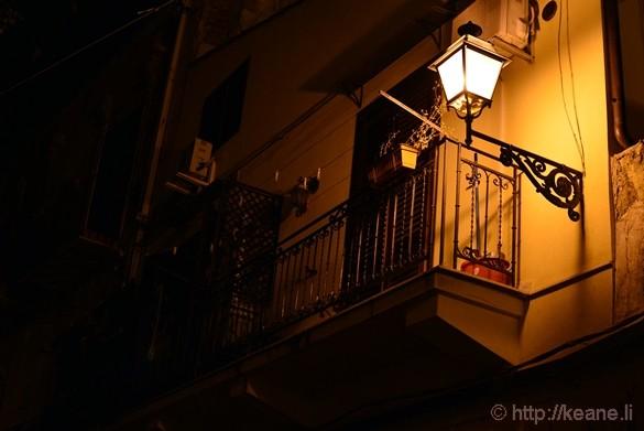 Nightlights in Palermo