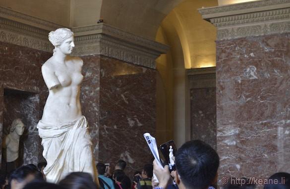 Louvre Museum - Venus de Milo