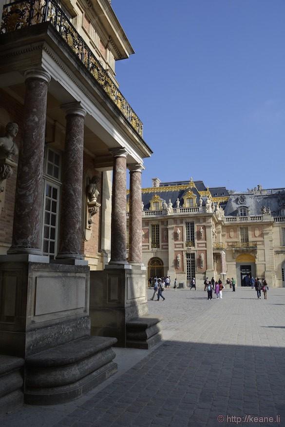 Versailles Buildings