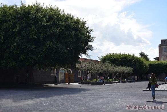 Monastero dei Benedetti in Catania