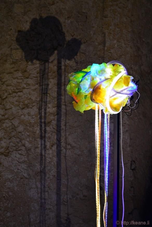 Art Exhibition in Castel dell'Ovo