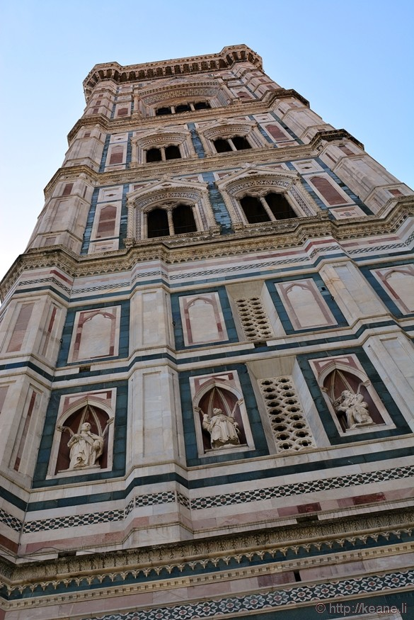 Giotto's Campanile in Florence