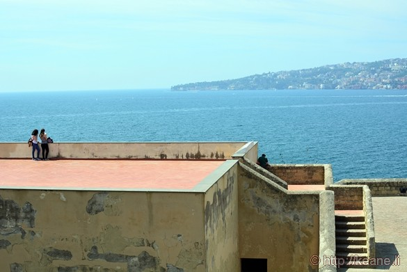 View from the Castel dell'Ovo