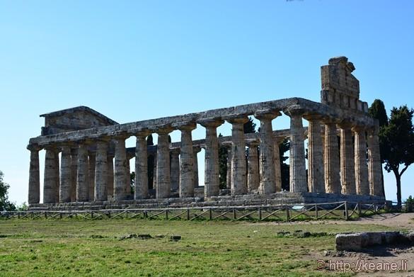 Area Archeologica dei Templi di Paestum