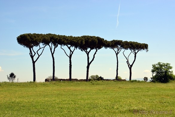 Park of the Aqueducts in Rome