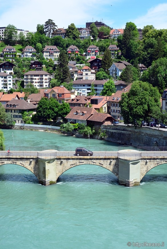 Bern and the River Aare