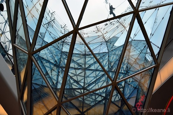 Glass Architecture of MyZeil