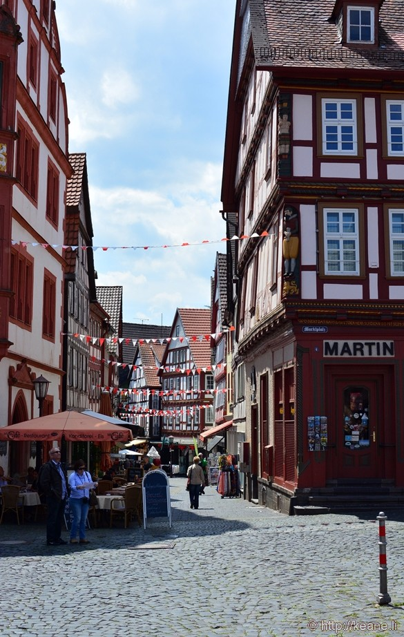 From Alsfeld To Frankfurt Scenes From The German Countryside To