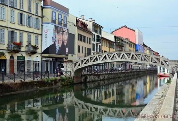 Navigli in Milan