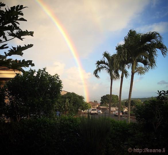 Oahu - Rainbow