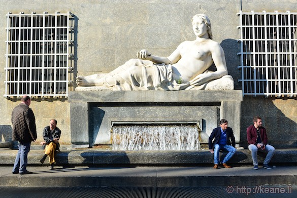 Fontana Dora in Turin