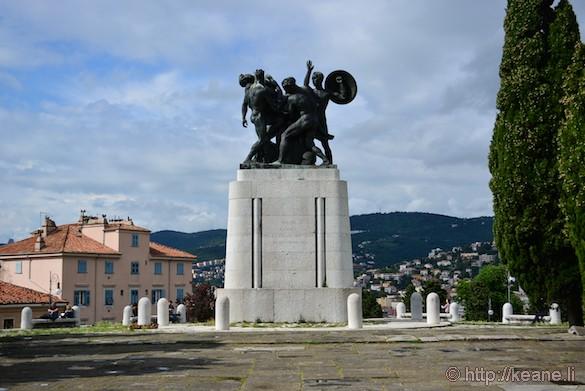Monumento ai caduti di Trieste