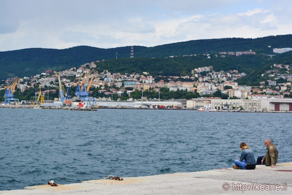 Trieste Waterfront