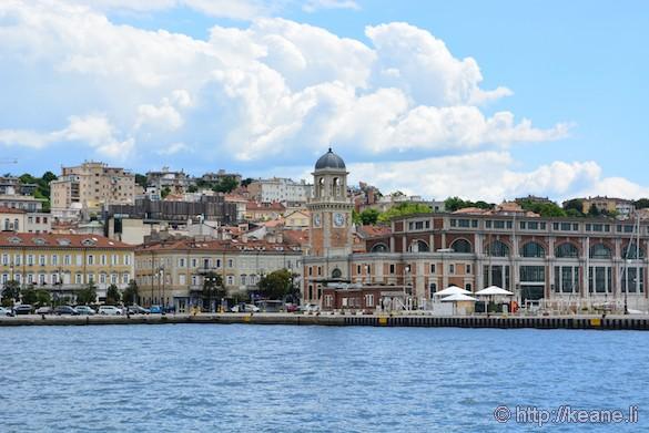 Trieste Waterfront