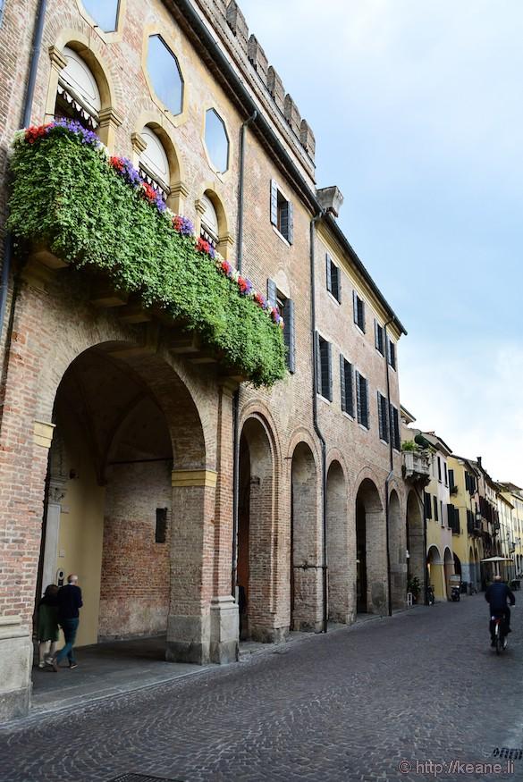 Street in Padua