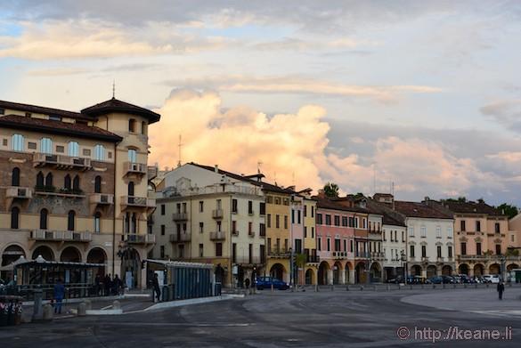 Padua Sunset