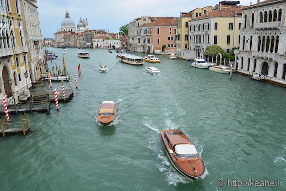 Venice Canal and Boats