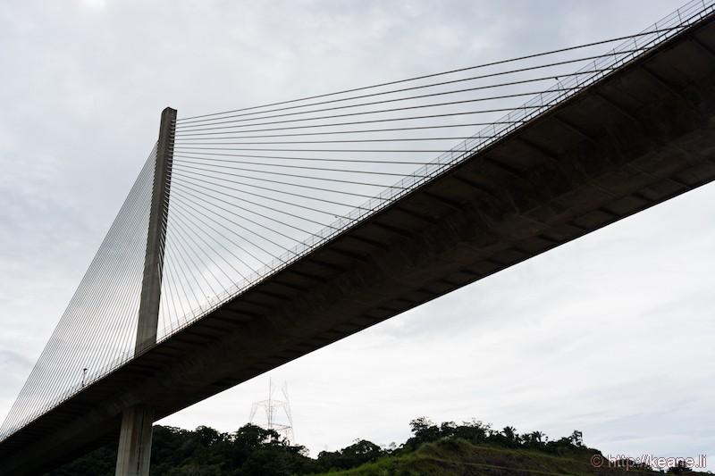 Centennial Bridge in Panama