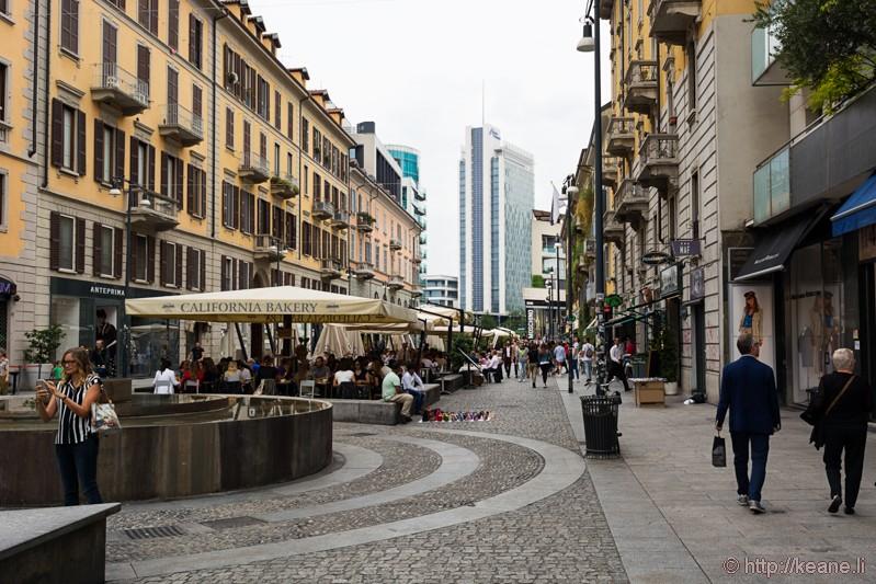 Corso Como in Milan