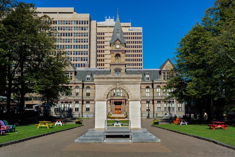 Halifax Memorial Park