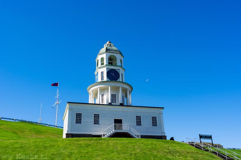 Halifax Old Town Clock