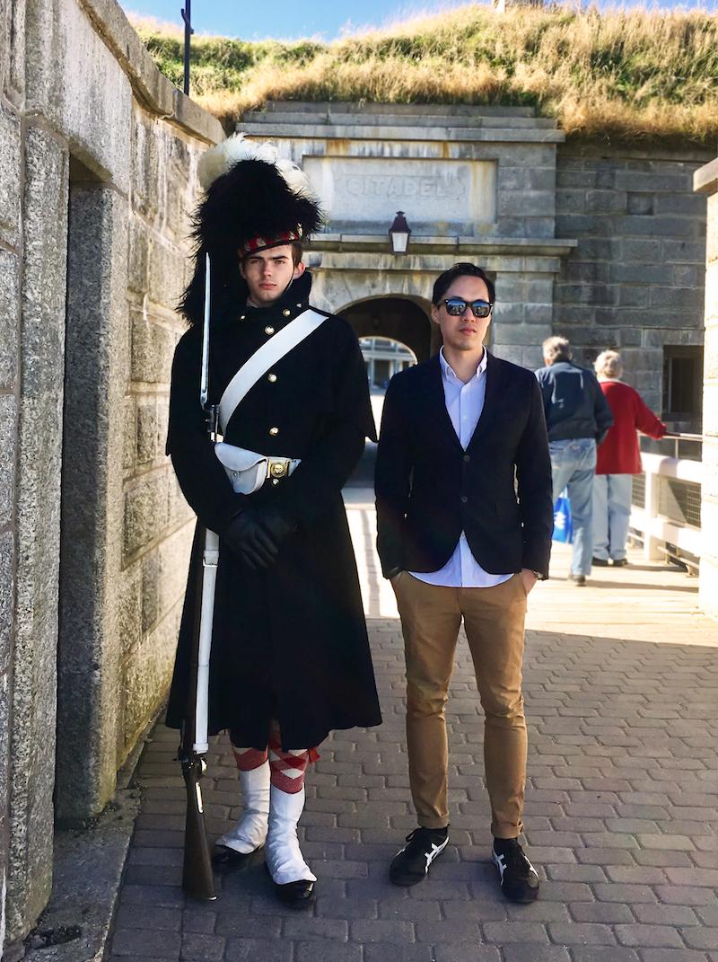 Halifax Citadel Guards