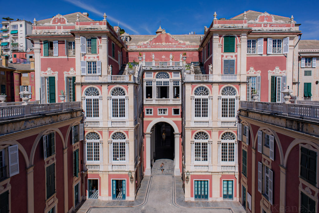 Royal Palace of Genoa